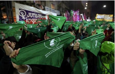 La polémica del Aborto en América Latina